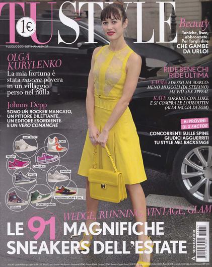 Tu Style Luglio 2013